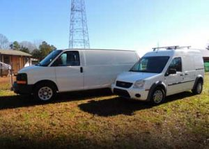 FREE Shuttle Service! – Two Vans To Serve You! – Door To Door Service!